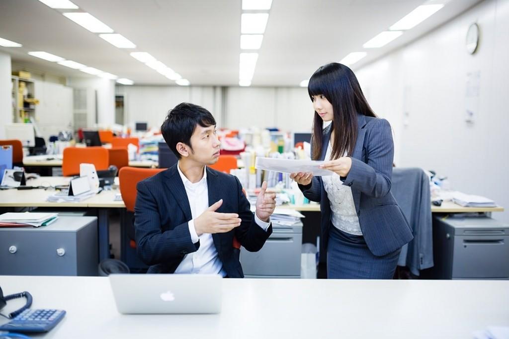 新入社員への指導