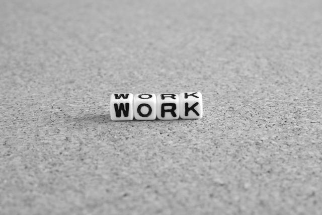 働き方改革の画像