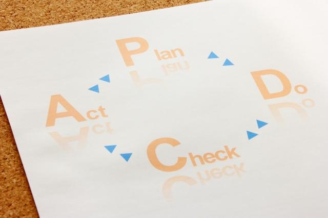 PDCAサイクルの画像