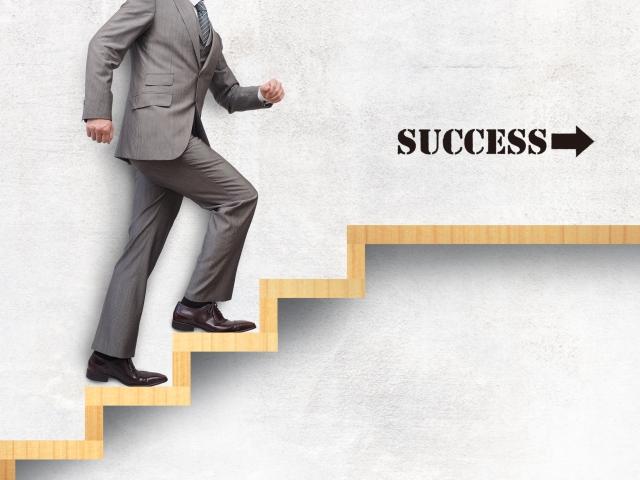 営業日報の導入が成功する画像