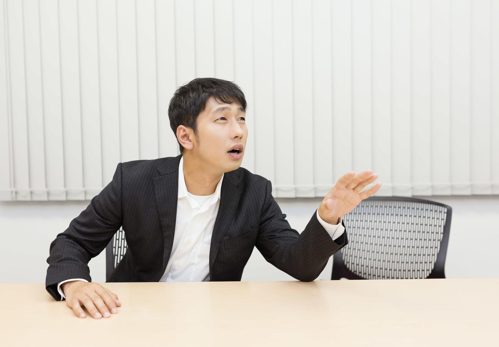 部下のモチベーションを上げることができない上司の画像