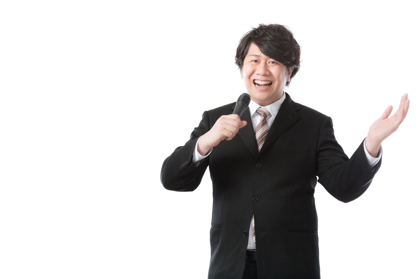 デキる上司の画像