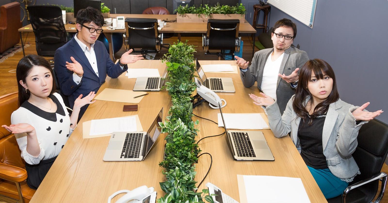 新入社員に心がけさせるべき会議の参加意識3つのポイント
