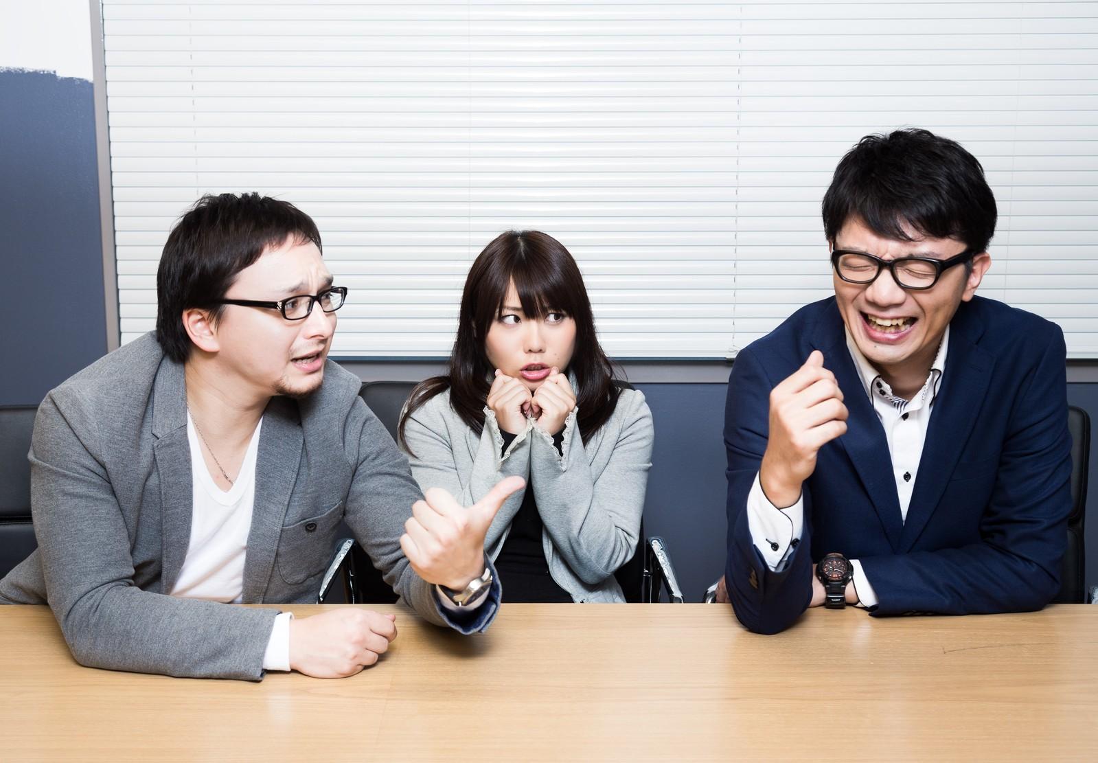 新入社員の会議参加意識②新しい視点をもつ