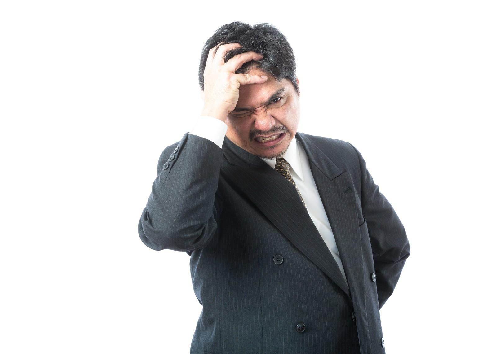 新社員指導方法①ミスをした原因を探る