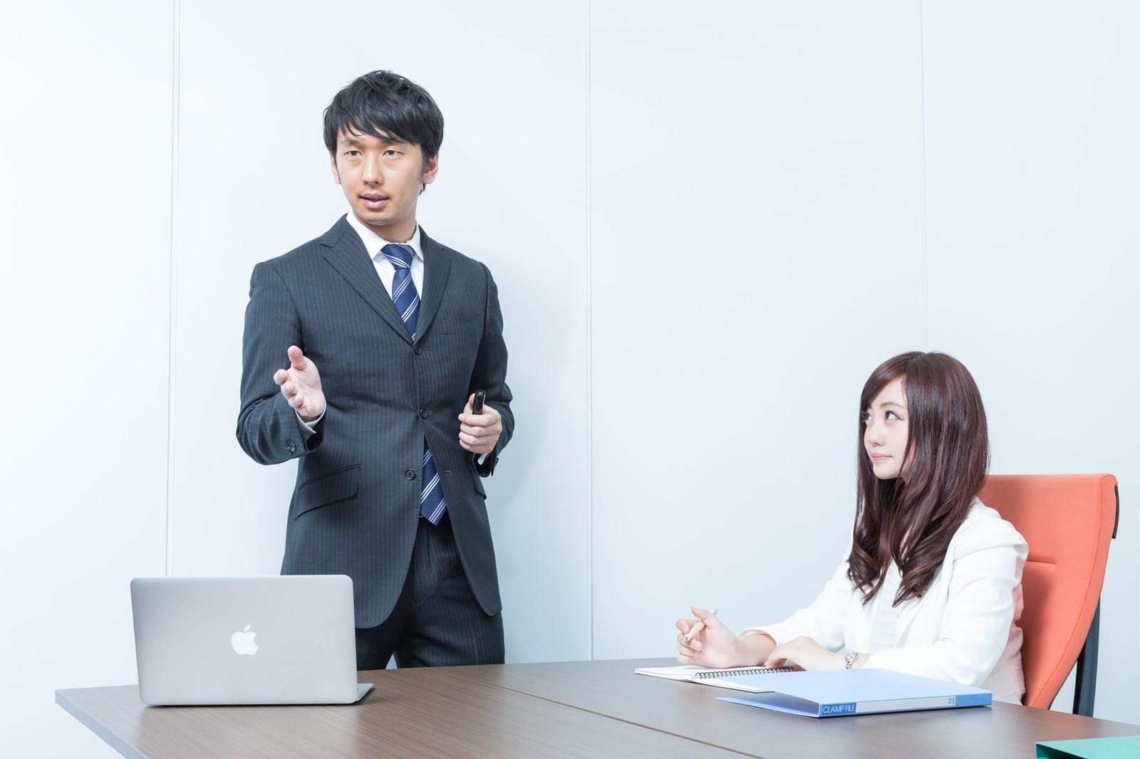 新入社員教育の画像